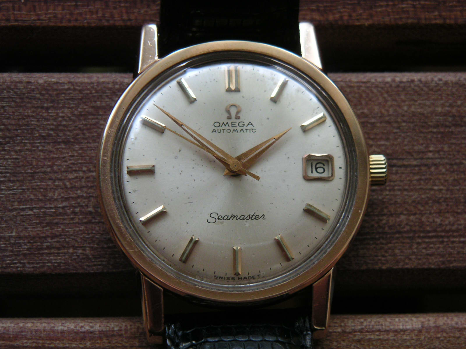 Ancienne Montre Omega Seamaster